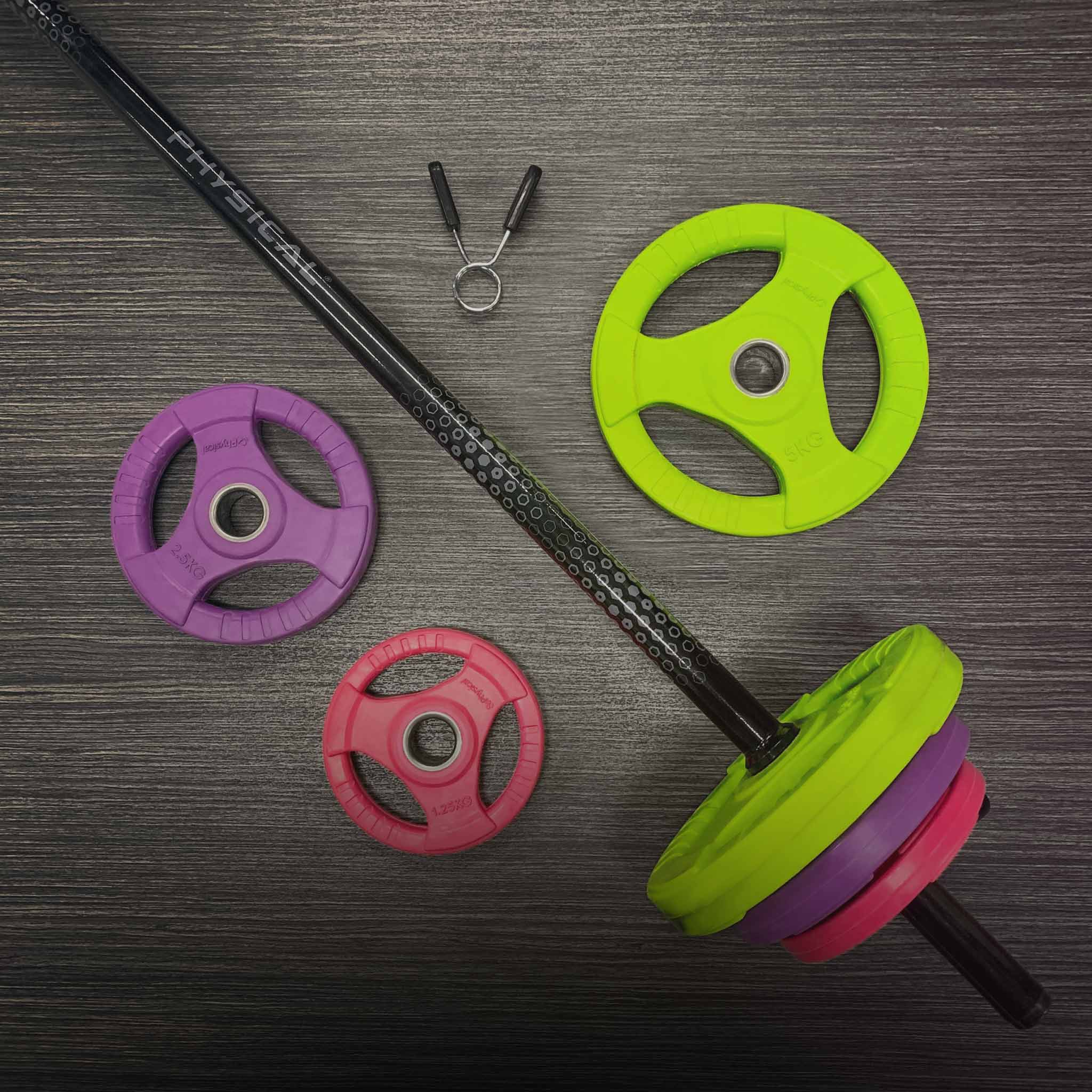 BODY PUMP SETS - IN STOCK!