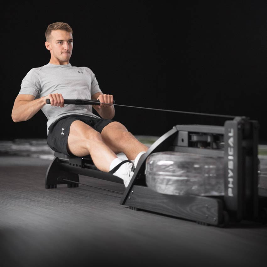 NEW PHYSICAL WATERROWER®