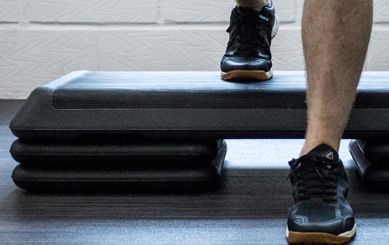 Aerobic Steps & Decks