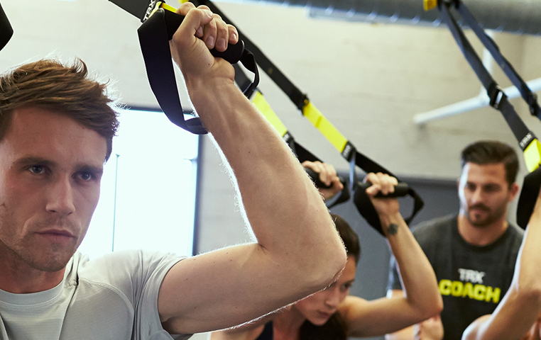 Supsension Training Frames & Anchors