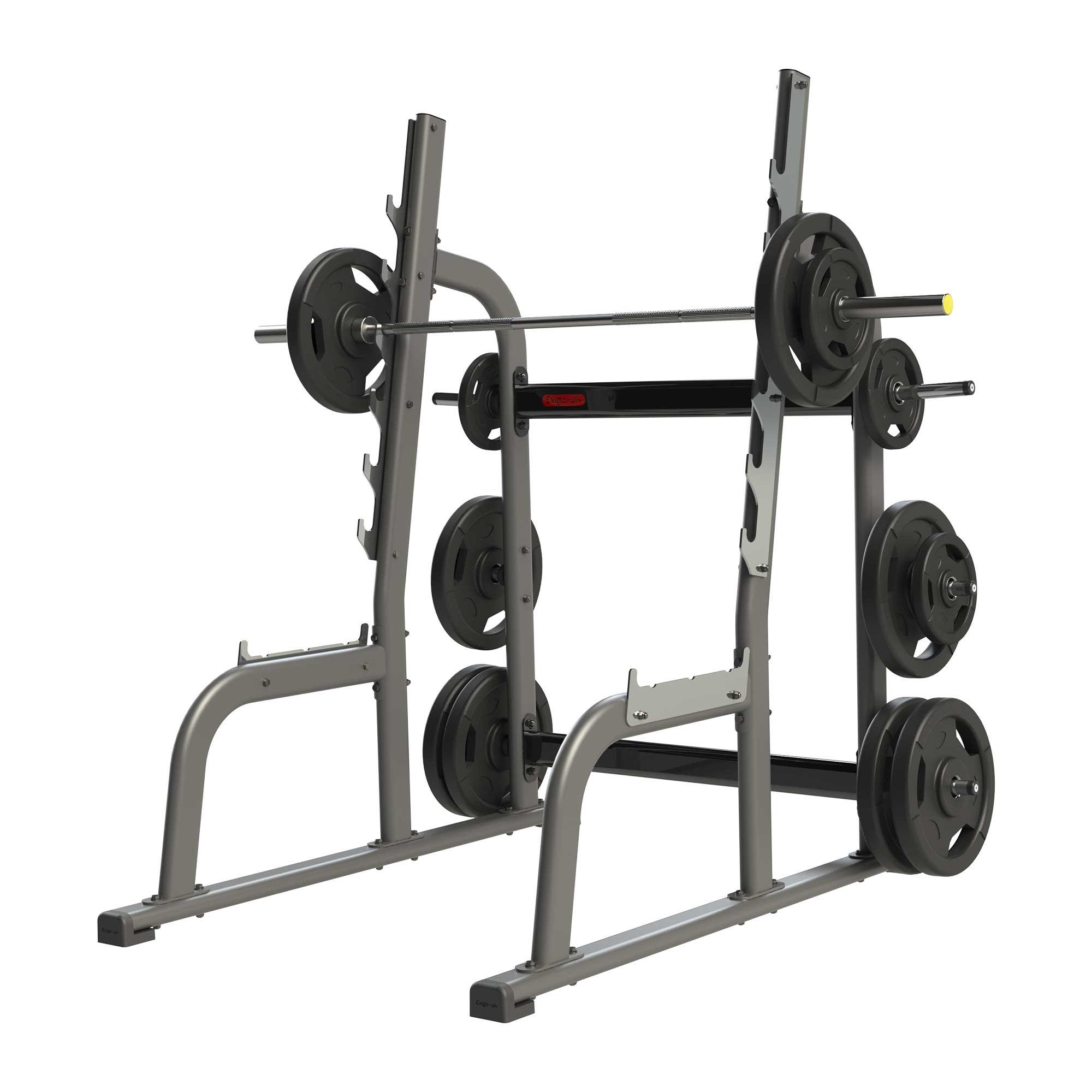 Exigo Olympic Squat Rack Shop All Strength