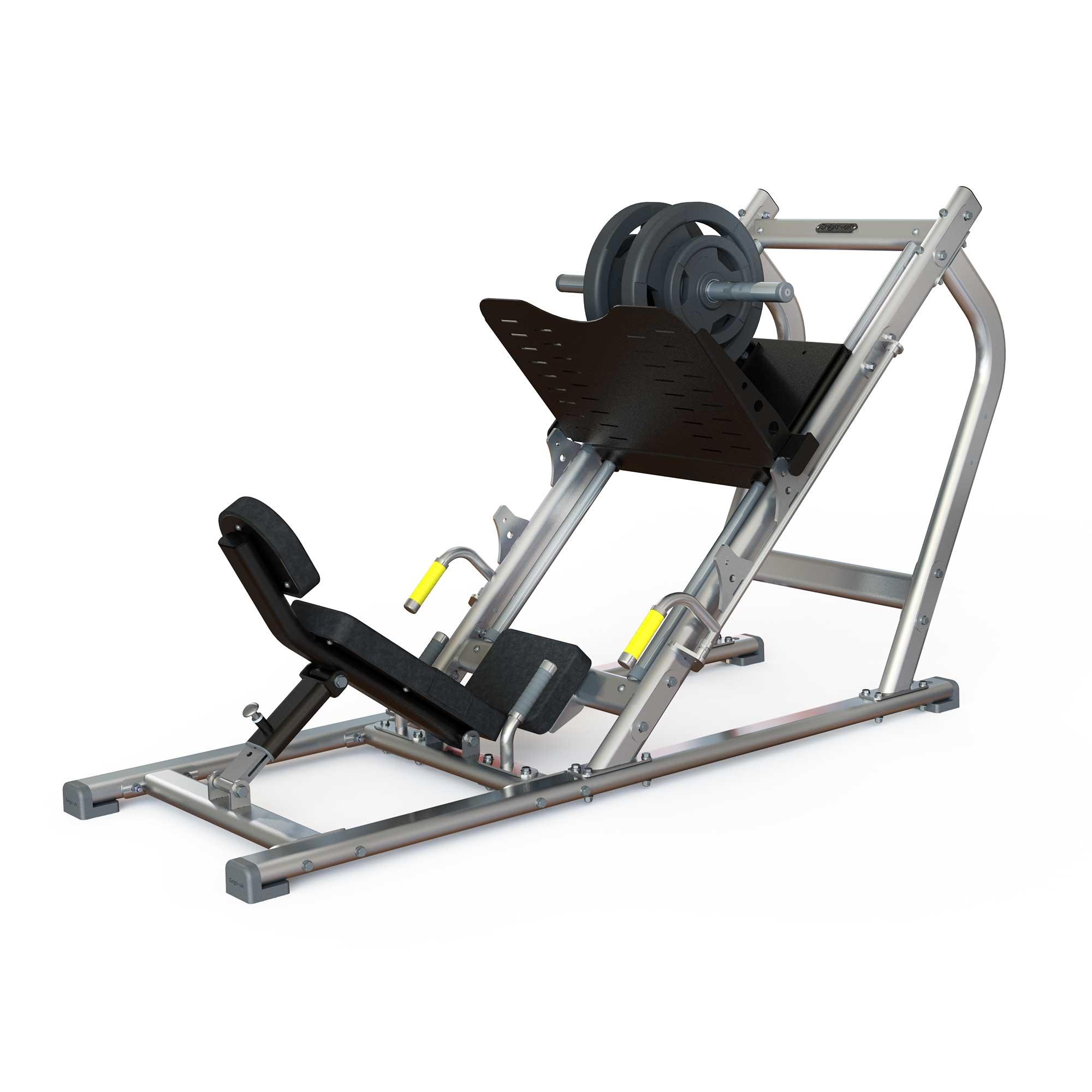 Exigo Iso Plate Loaded Series 45 Degree Leg Press Shop