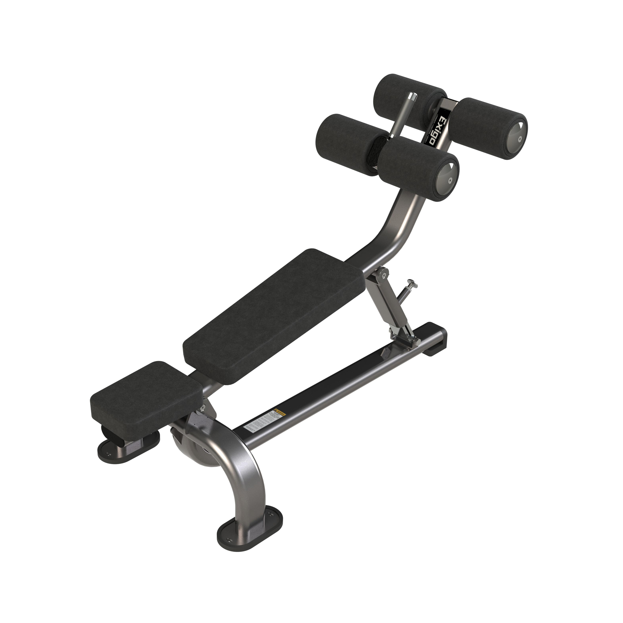 Exigo Adjustable Decline Bench Benches Amp Single Stations