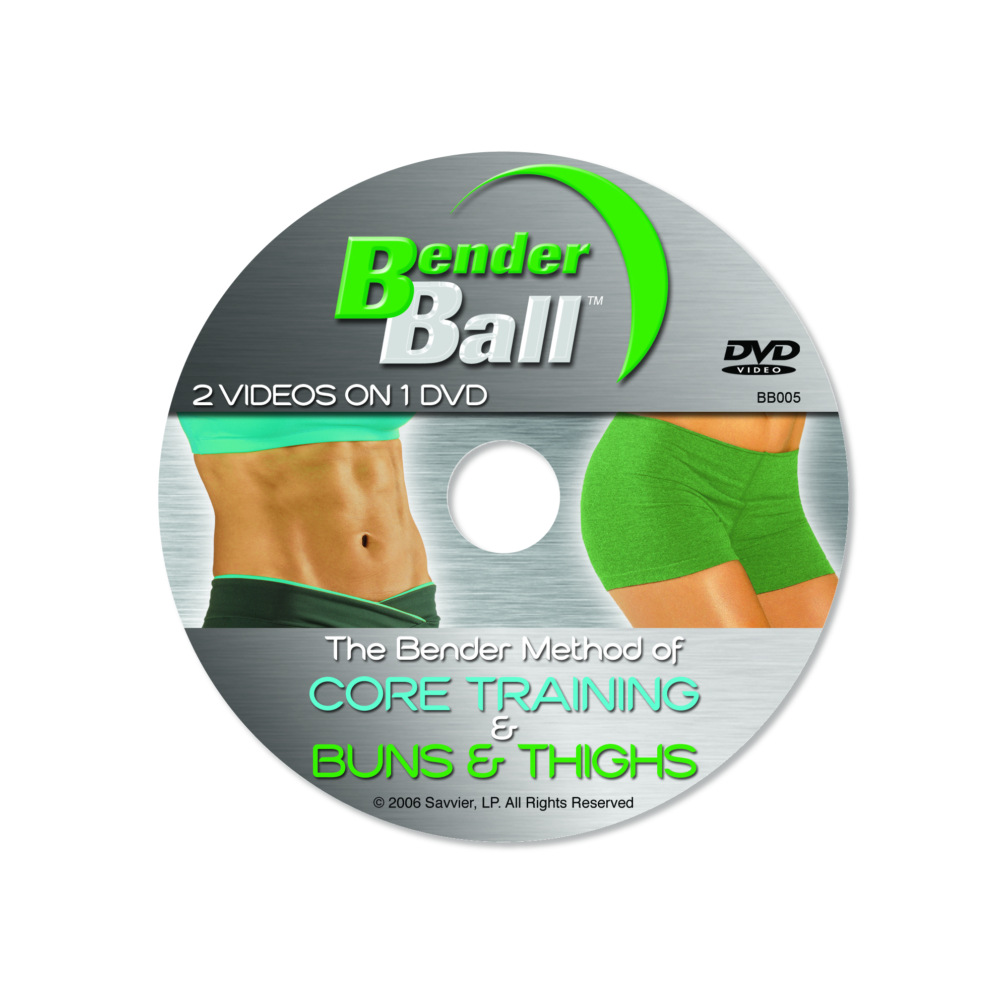 Bender Ball Combo Dvd Shop All Mind Amp Body