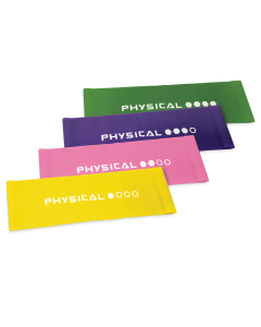 Supaflex X-Band Length - 4 Pack (including each resistance)