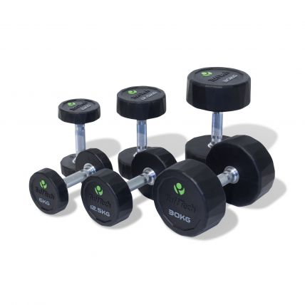 TuffTech PU Dumbbells (Pair)
