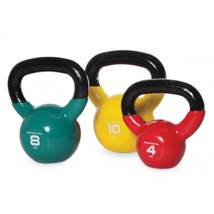 Physical Vinyl Kettlebells
