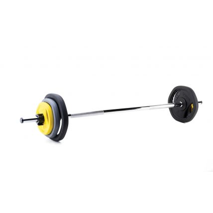 ZIVA ZVO PU HX Studio Barbell Set