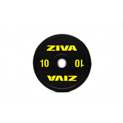ZIVA Performance Rubber Bumper Plates