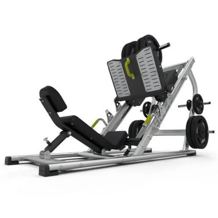Exigo ISO Plate Loaded Series  - 45 Degree Leg Press