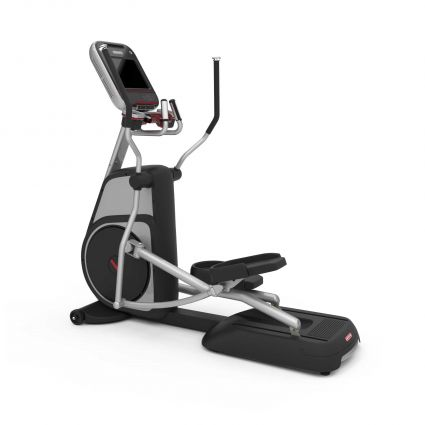 "Star Trac 8 Series Crosstrainer  With 15"" Embedded Touchscreen"