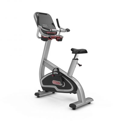 Star Trac 8UB Upright Bike With LCD Screen