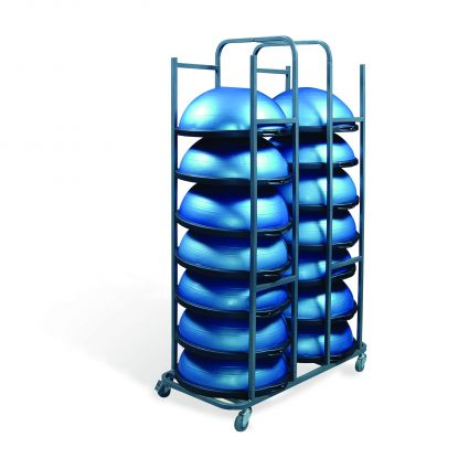 BOSU® Balance Trainer Club Pack with Storage Cart