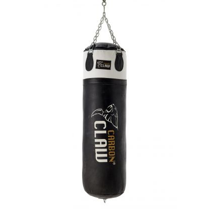 Carbon Claw Leather Punch Bag 4ft