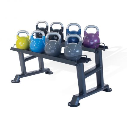 Competiton Kettlebell Set with Rack