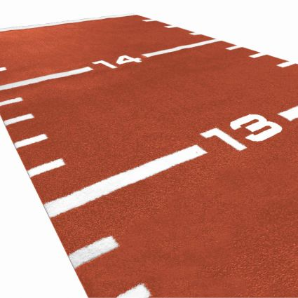 Sprint Track 10m long - 1.3m wide (Brick Red)