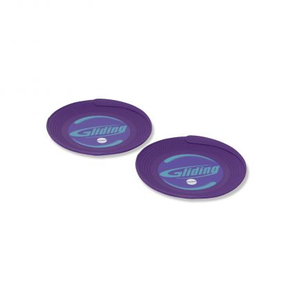 Gliding Discs (only) - Carpeted Floor