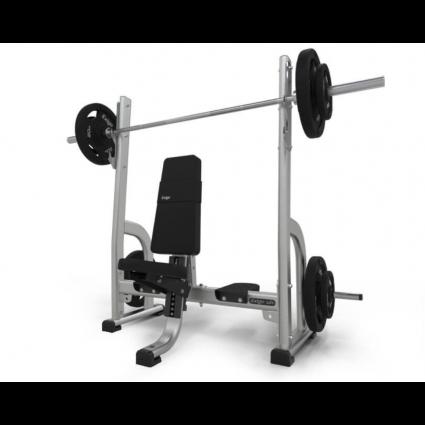 Exigo Olympic Shoulder Press Bench