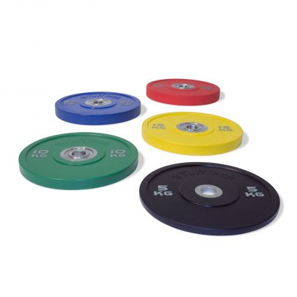 PU Competition Bumper Plates (Single)