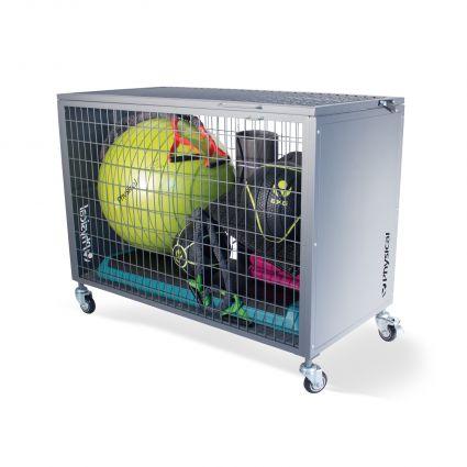 Wheeled Storage Cage
