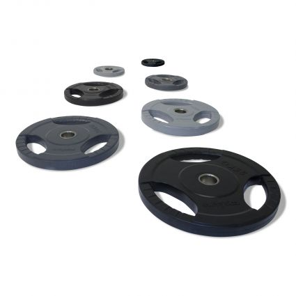 Olympic Rubber Plates (Pairs)