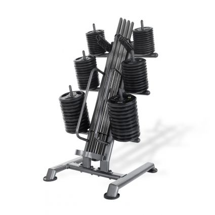 PU Body Pump Set Club Pack with Rack (12 sets)