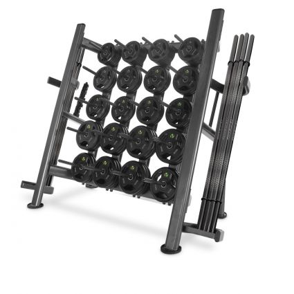 PU Body Pump Set Club Pack with Rack (30 sets)