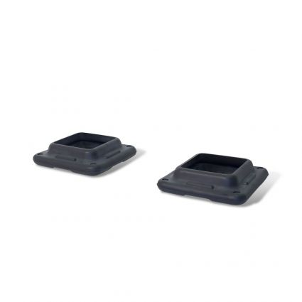 Aerobic Step Black Risers (Pair)