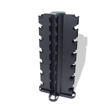 16 Pair Vertical Dumbbell Rack (Empty)