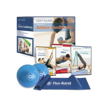 STOTT® PILATES - Pilates for Athletic Conditioning Workout Kit