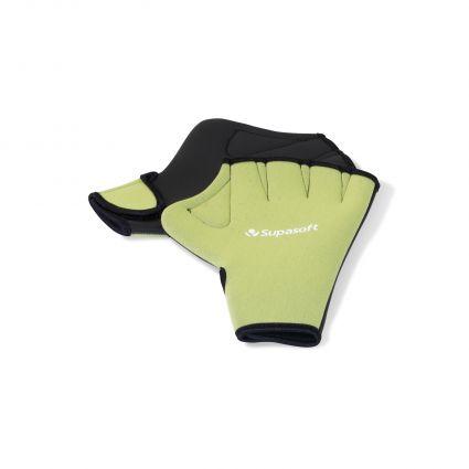 Supasoft Aqua Mitts - Medium / Green