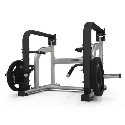 Exigo ISO Plate Loaded Series  - Shrug/Deadlift