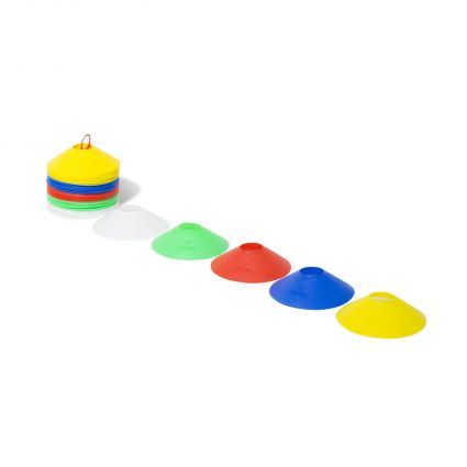 Agility Markers & Stand (Set of 50)