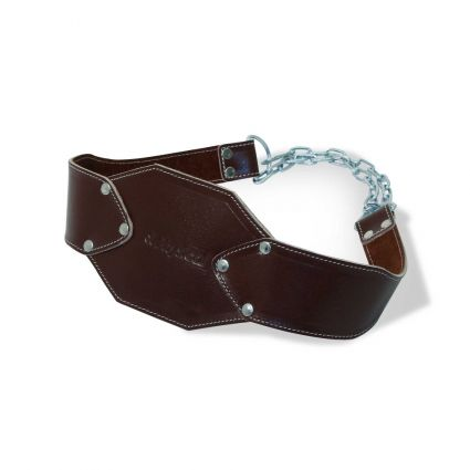 Physical Leather Dipping Belt