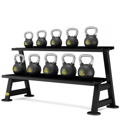 ZIVA Performance Kettlebell Storage Rack