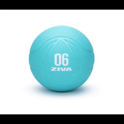 ZIVA Medicine Ball - Turquoise