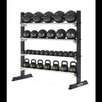 ZIVA Multi-Functional Storage Rack - Charcoal
