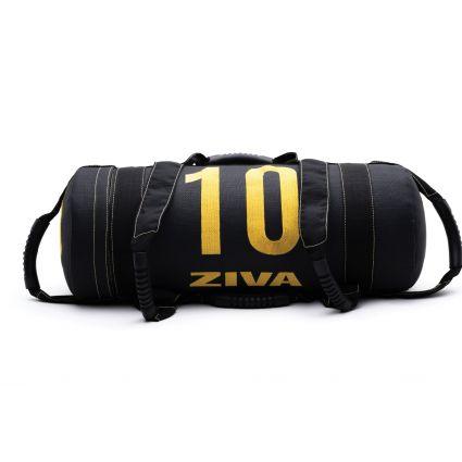 ZIVA ZVO Premium Power Core Bag with Ergonomic Handle - Yellow