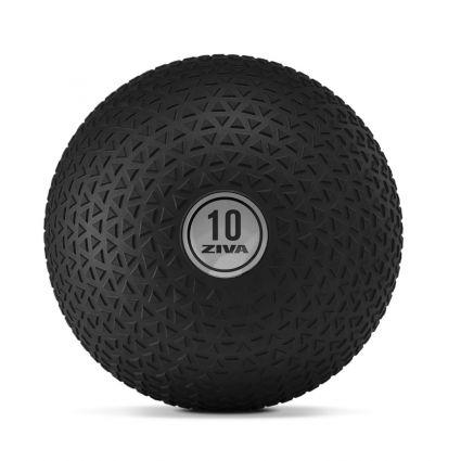 ZIVA ZVO Slam Ball - Black and Grey
