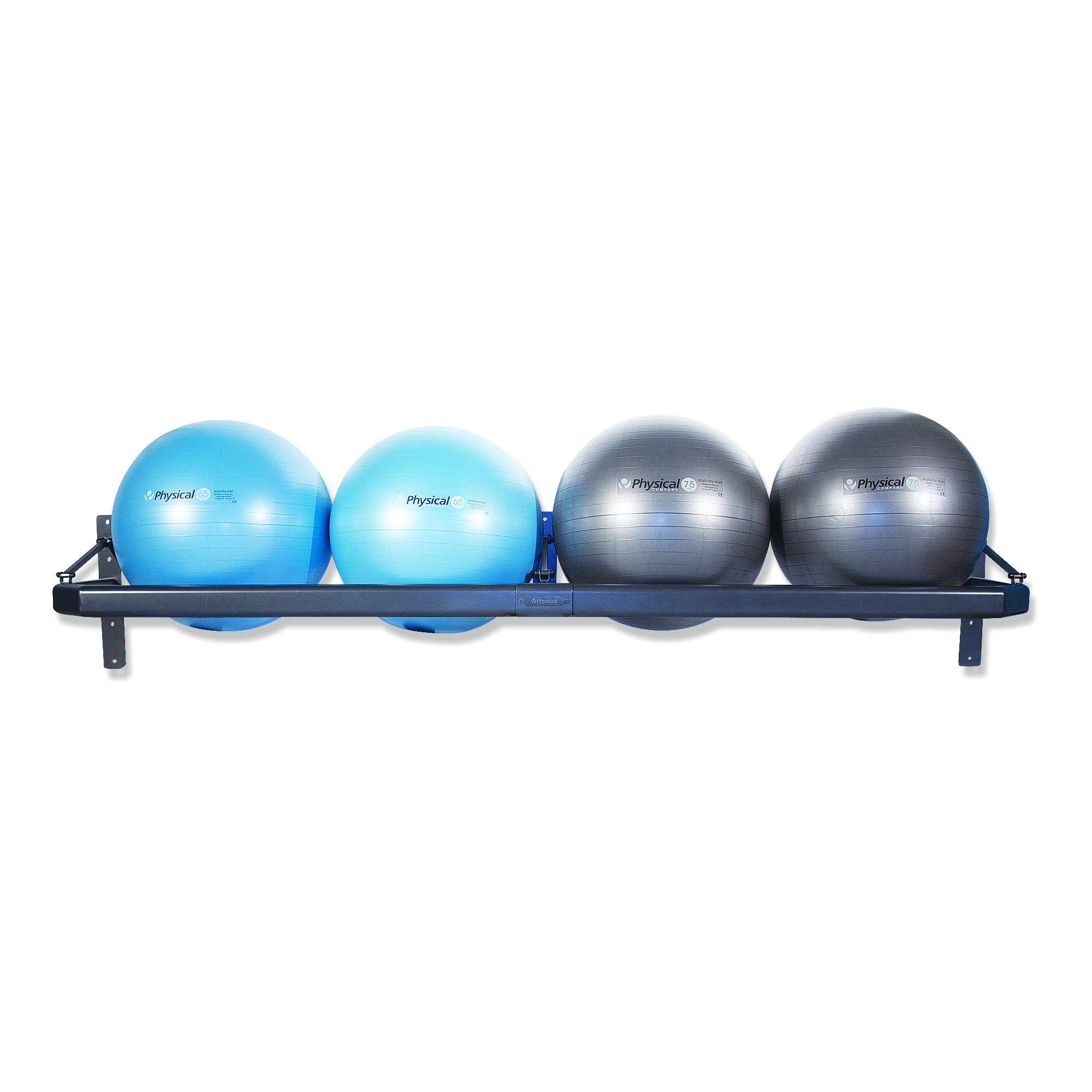 4 Stability Ball Wall Rack Empty Shop All Gym Rigs Amp Racks