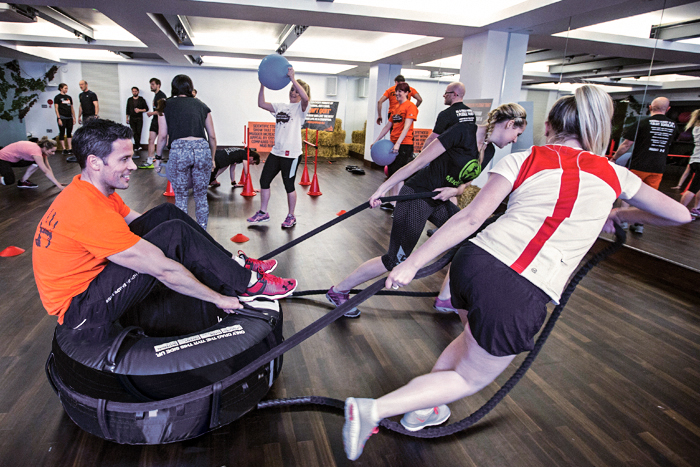 Tough Mudder proves no obstacle for Physical Company