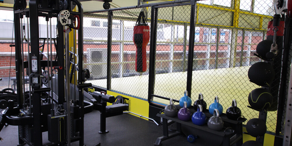 'Clubs who offer distinct workout zones – such as rigs, boxing/MMA rings and sprint tracks – will entice customers away from 'the norm' to enjoy new experiences.'