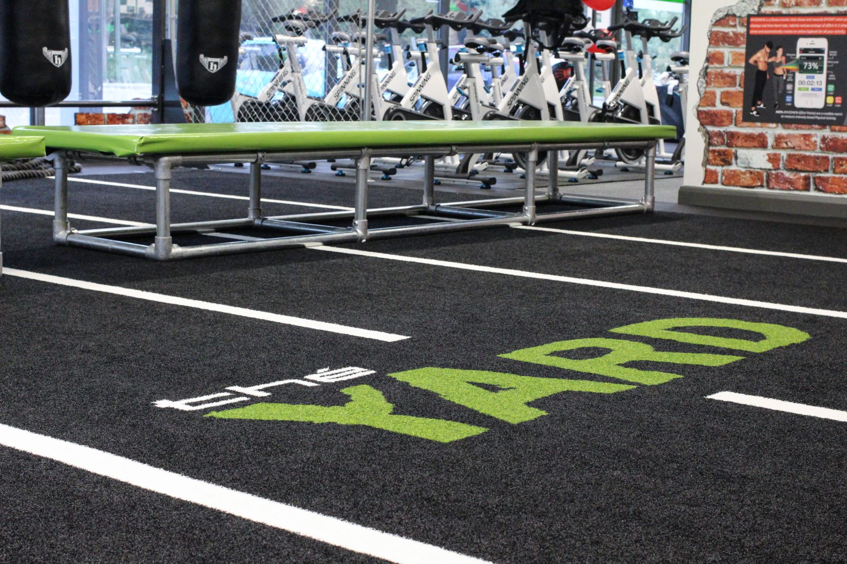 PHYSICAL COMPANY BECOMES UK DISTRIBUTOR OF TURFGRASS TO FITNESS SECTOR