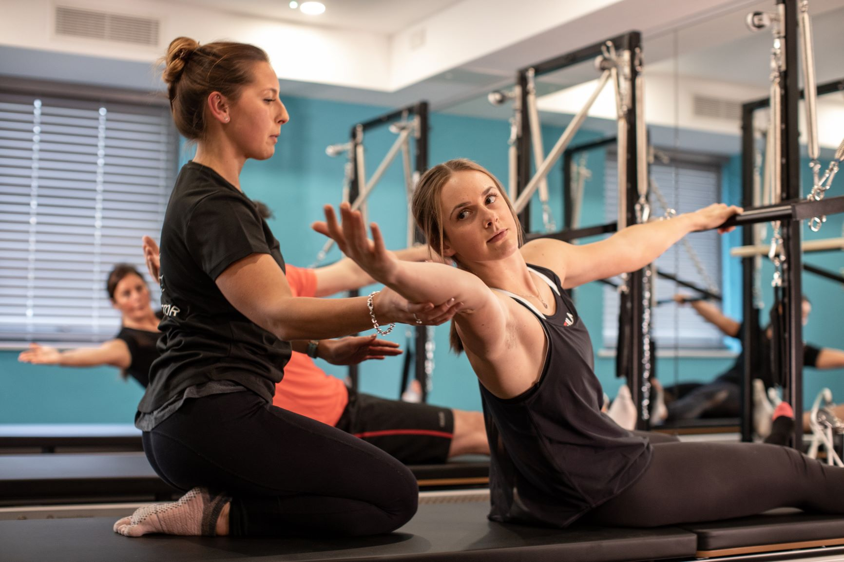 Physical Company provides complete equipment solution to new, high end Yoga and Pilates brand
