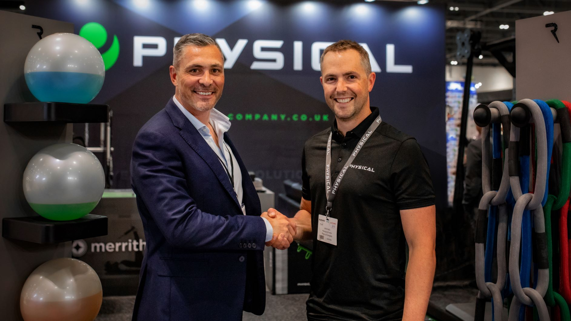 Physical Company named as exclusive UK distributor for neuromuscular fitness innovator Reaxing