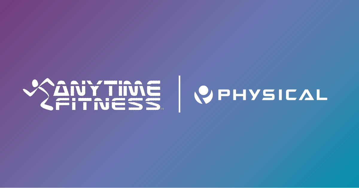 Anytime Fitness UK and Physical Company Announce Partnership