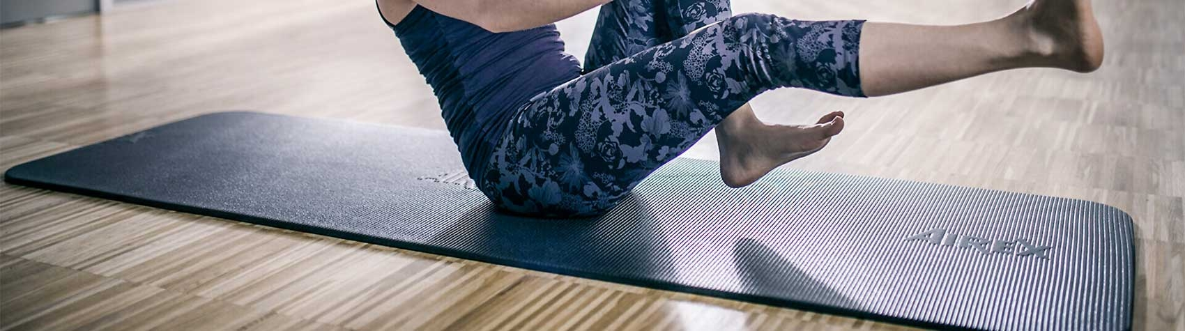A wide range of high-quality Pilates Mats