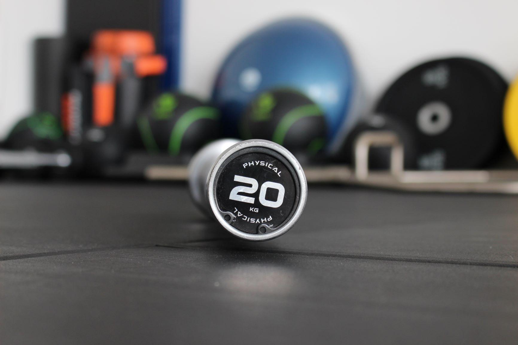 home fitness bar
