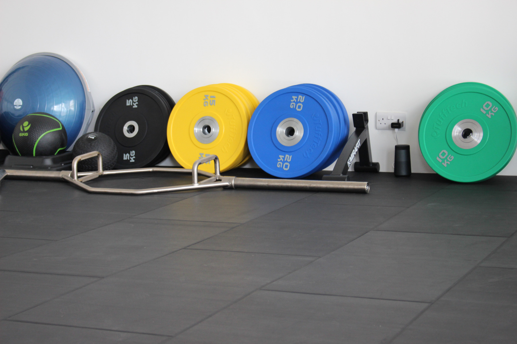 home fitness florring